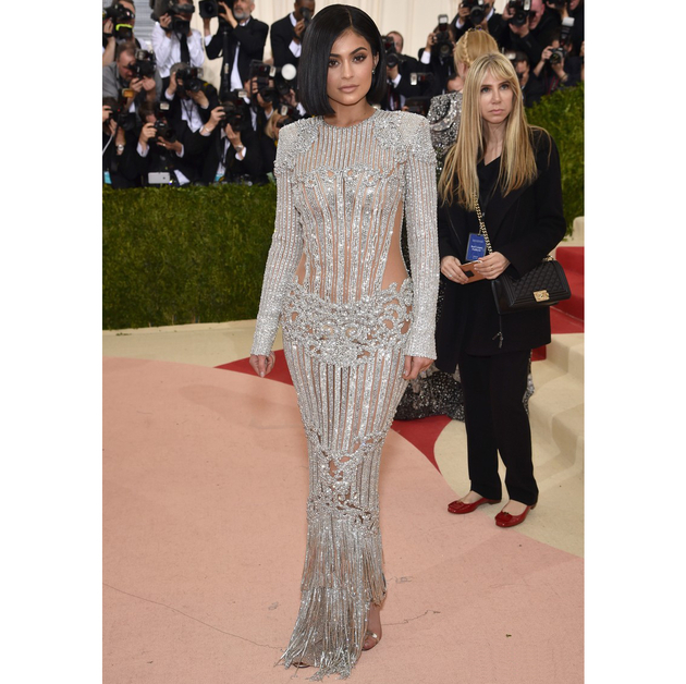 Kylie Jenner 2016 Met Gala Dress