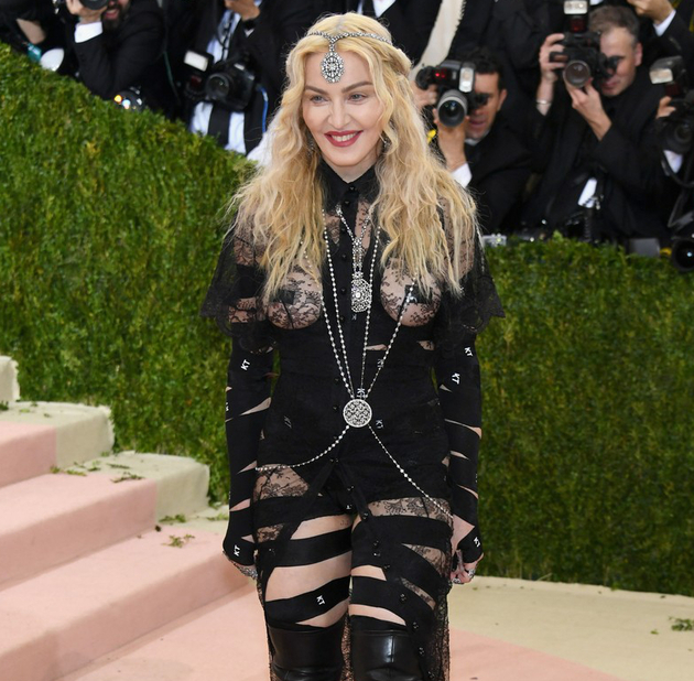 2016 Met Gala Dresses Best Dressed Celebrities