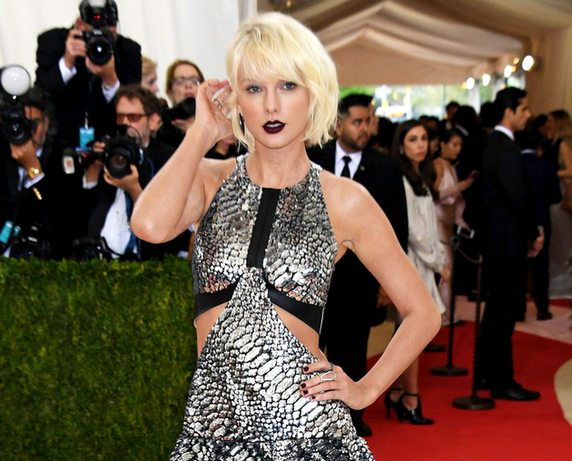 Taylor Swift Hairstyle 2016 Met Gala