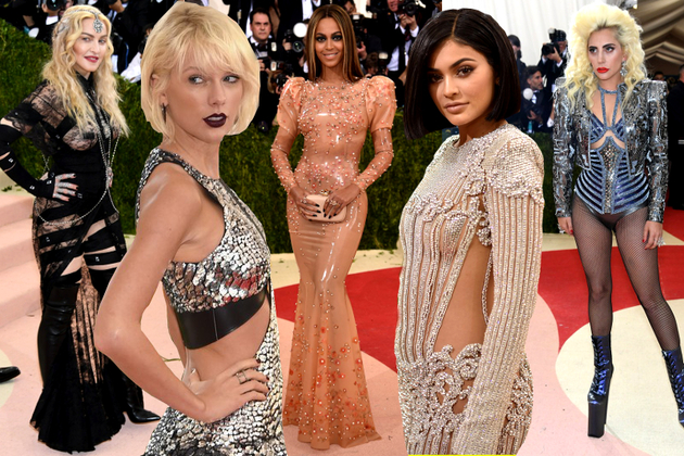 2016 Met Gala: Red Carpet Hits and Misses