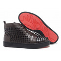 Christian-louboutin-louis-spikes-high-top-women-sneakers-coffee-black-001-01