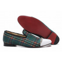 Christian-louboutin-rollergirl-tartan-canvas-womens-flat-shoes-001-01