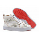 Christian-louboutin-louis-silver-spikes-high-top-women-sneakers-white-leather-001-01