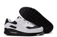 Service-online-store-famous-footwear-store-air-max-90-premium-white-obsidian-obsidian-running-shoes