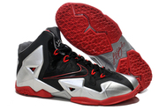 Best-quality-factory-stock-new-design-sneakers-online-sale-nike-lebron-11-032-001-black-red-silver-clorways-basketball-shoes