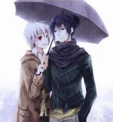 No.6 Nezumi and Shion