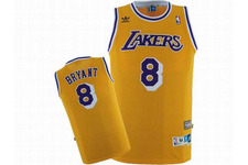 Quality-guarantee-nba-los-angeles-lakers-kobe-bryant-8-yellow-jerseys-022_large