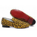 Christian-louboutin-rollerboy-spikes-womens-flat-shoes-leopard-print-yellow-001-01