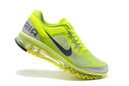 Womens-nike-air-max-2013-gradient-green-silver-fashion-style-shoes