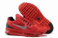 Womens-nike-air-max-2013-gym-red-grey-fashion-style-shoes