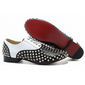Christian-louboutin-fred-flat-spikes-womens-flat-shoes-black-white-001-01