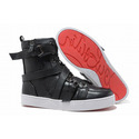 Christian-louboutin-spacer-flat-high-top-men-sneakers-leather-black-001-01