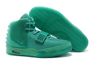 Best-selling-shoes-air-yeezy-2-nike-22006-01-green-lantern-all-green-cheap-online