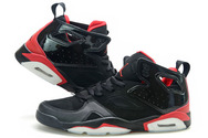 Jordan-flight-club-91-black-gym-red-shoe