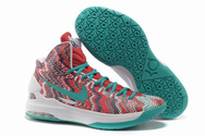 Cheap-top-shoes-women-nike-zoom-kd-v-06-001-christmas-graphic-red-whitenew-green
