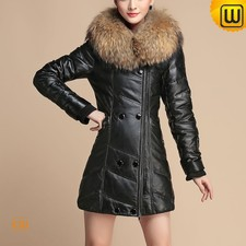 Raccoon-fur-trimmed-women-leather-down-coat-cw630358-1387773555_org_large