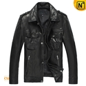Mens-black-leather-shirt-collar-bomber-jacket-cw850105-1393556313_org