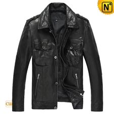 Mens-black-leather-shirt-collar-bomber-jacket-cw850105-1393556313_org_large