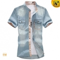 Mens_collarless_denim_shirt_114108a1