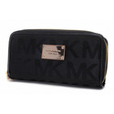 Michael-kors-wallet-continental-logo-black
