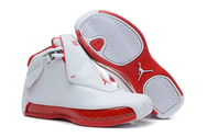 New-fashion-shoes-kids-size-jordan-18-06-001-xviii-original-og-white-varsity-red