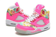 Bigshop-zerokicks-discount-sale-women-jordan-5-latest-001-01-floral-pink-white-nike