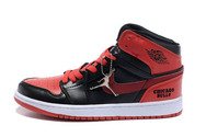 Sporting-pictureshoes-low-cost-sneaker-jordan-1-high-chicago-bulls-001-01-leather-varsityred-black-white