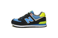 Mens-new-balance-ml574ycn-yacht-club-lovers-black-yellow-blue