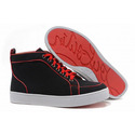 Christian-louboutin-rantus-orlato-fabric-high-top-mens-sneakers-black-red-001-01