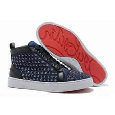 Christian-louboutin-louis-spikes-high-top-mens-sneakers-blue-canvas-001-01_large