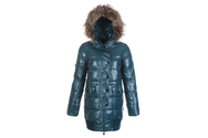 Womens-moncler-loire-down-coats-green