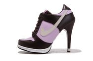 Lady-womens-nike-dunk-sb-low-heels-chocolate-pink