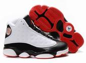 Latest-quality-shoes-kids-air-jordan-13-white-black-red-fashion-style-shoes