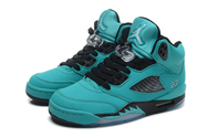 Fashionable-sneakers-women-air-jordan-5-09-001-retro-gs-tiffany-black-diamond