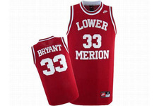 Quality-guarantee-nba-los-angeles-lakers-kobe-bryant-33-red-jerseys-015_large