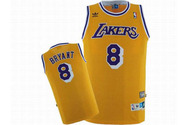 Quality-guarantee-nba-los-angeles-lakers-kobe-bryant-8-yellow-jerseys-022