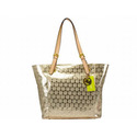 Michael-kors-jet-set-tote-mirror-golden