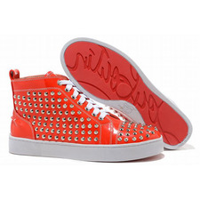 Christian-louboutin-louis-flat-spikes-high-top-women-sneakers-red-001-01_large