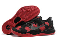Quality-guarantee-nike-zoom-kobe-viii-8-men-shoes-grey-black-red-007-01
