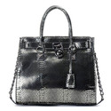 Large-hamilton-python-embossed-tote-gray