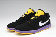 Quality-guarantee-sneakers-air-jordan-1-013-001-low-phat-championship-pack-la-lakers-black-colorway