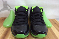 Popular-sports-shoes-air-jordan-11-07-002-black-neon-green-new-men-shoes