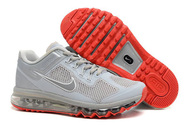 Mens-nike-air-max-2013-cool-grey-red-fashion-style-shoes