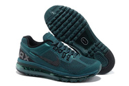 Nike-air-max-2013-running-shoe-for-men-army-green-black-fashion-style-shoes