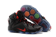 Discount-lebron-12-athletic-shoes-002-01-black-red-icy-sole-nike-brand