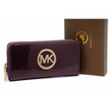 Michael-kors-wallet-hamilton-purplish-red