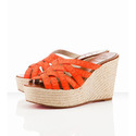 Christian-louboutin-crepon-100mm-wedges-satin-orange-001-01