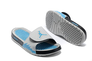 King700-quality-guarantee-store-air-jordan-hydro-5-slide-sandals-white-black-blue