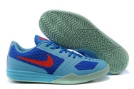 Best-quality-factory-stock-zoom-bryant-kb-mentality-training-footwear-009-01-teal-blue-red-best-selling