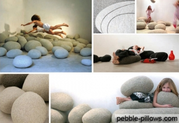 Living Stone Pillows